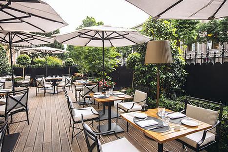 Instant gourmand à la terrasse du Shangri-La | Les Gentils PariZiens : style & art de vivre | Scoop.it