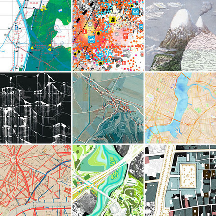 Cartographic Grounds: Projecting the Landscape Imaginary | Urban Life | Scoop.it