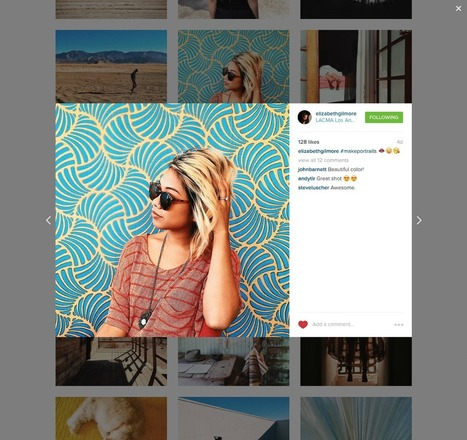 Las 4 últimas novedades interesantes de Instagram | Creatividad y Comunicación 2.0 | Scoop.it