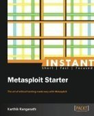 Instant Metasploit Starter - PDF Free Download - Fox eBook | dogs and more so | Scoop.it