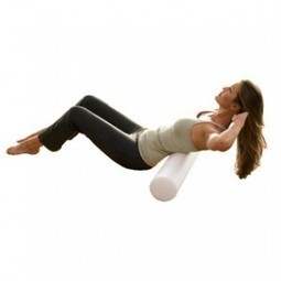 The Best Thing You Aren't Doing: Foam Rolling | | Breath Deep Pilates | Scoop.it