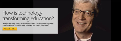 Adobe & Education | Leadership, Technology and Learning | Scoop.it