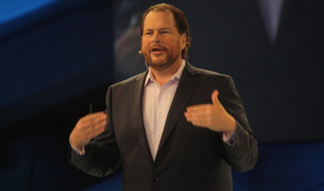Salesforce CEO at CES: Be disruptive or you'll end up in a 'landfill' | Connecting Invisible Dots | Scoop.it
