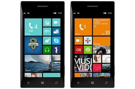 Le novità dell'aggiornamento of Windows Phone Blue | Cellulari Dual Sim Tech News | Scoop.it