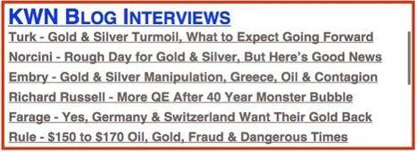 Pierre Lassonde - Why #Gold Could Spike 20% in a Day or Two | Commodities, Resource and Freedom | Scoop.it