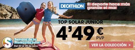 Decathlon: venta de artículos, ropa y calzado deportivo. Disponible online... | Equipamiento | Scoop.it