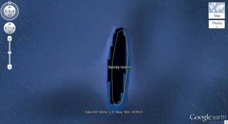 EXPLORATEUR – Sandy Island et le mystère de l'île fantôme | Merveilles - Marvels | Scoop.it