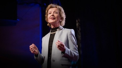 Mary Robinson: Why climate change is a threat to human rights | TED Talk | TED.com | Blogging | Scoop.it