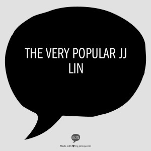 The Very Popular JJ Lin | famous people in Singapore | Scoop.it