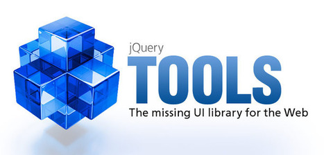 jQuery TOOLS - The missing UI library for the Web | Code | Scoop.it