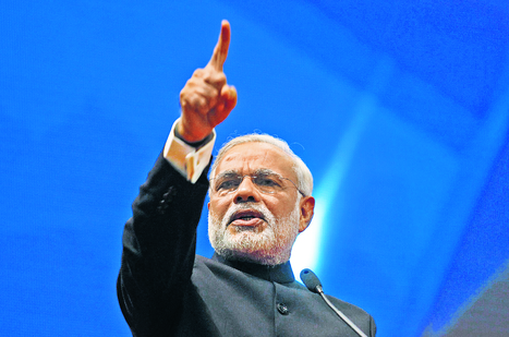 Food Security Act is a 'betrayal' of Cong: Modi - Hindustan Times | Elections 2014 | Scoop.it