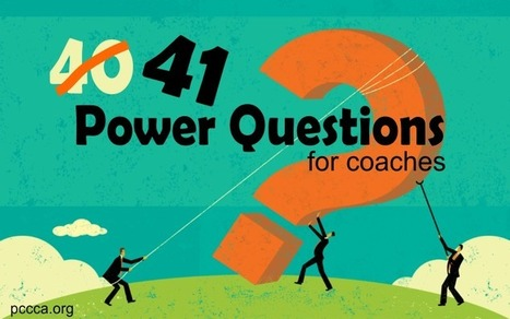 41 Power Questions to Improve Your Client's Results - PCCCA | Competencias directivas | Scoop.it