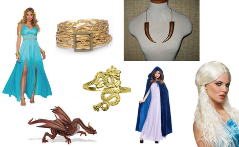 Daenerys Targaryen | cosplay and halloween costume diy guides | Costumes | Scoop.it