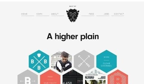 33 Examples of the Flat Web Design Trend | Website Development India | Scoop.it