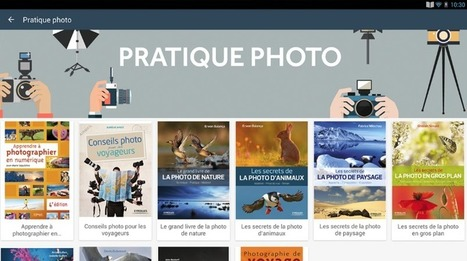 L'appli Photo by Eyrolles   Trucs & astuces photo   Scoop.it