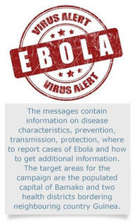 Mobile Phones Used for Ebola Prevention | Salud Publica | Scoop.it