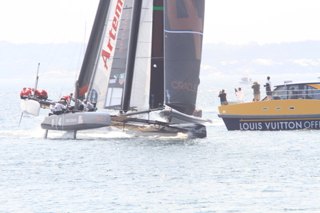 45: Americas Cup News: Artemis Has a New ]Sailor | #AC34 | Scoop.it