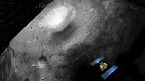 Japanese scientists successfully test asteroid-blasting space cannon | Science! | Geek.com | enjoy yourself | Scoop.it