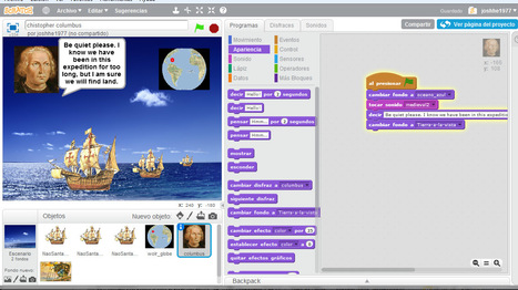 Creative Computing Design Notebook_JOSEMSAEZ - GoogleDrive | Teacherstone Technology | Scoop.it