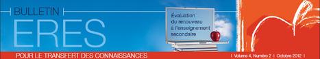 Projet ERES - Les compétences en français écrit des élèves du renouveau pédagogique | Didactique et Enseignement | Scoop.it