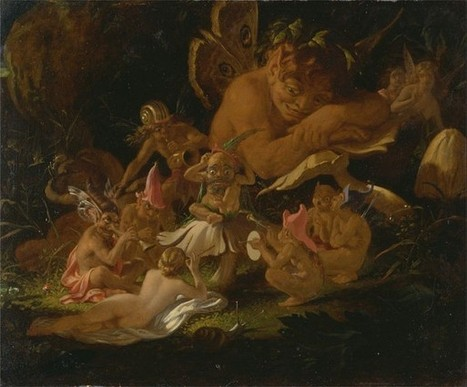 When Witches Communed with Fairies | MDERIKJ FILOSOFÍA Y ESPIRITUALIDAD | Scoop.it