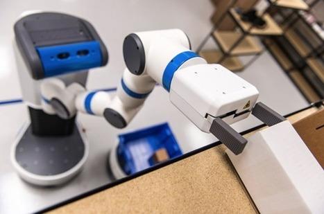 Les robots envahissent les entrepôts ! | L'Atelier : Accelerating Innovation | Report modal | Scoop.it
