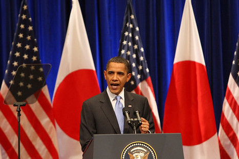 Obama's Asia Trip and U.S. Credibility - The trip's success hinges equally on the president's actions when he comes home. | Business Video Directory | Scoop.it