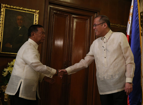 PHILLIPINES:  Aquino: 'Man to beat' Binay should explain on corruption claims | Global Corruption | Scoop.it