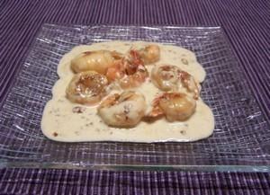 Scampi aux échalotes et à la crème | Recettes | Scoop.it
