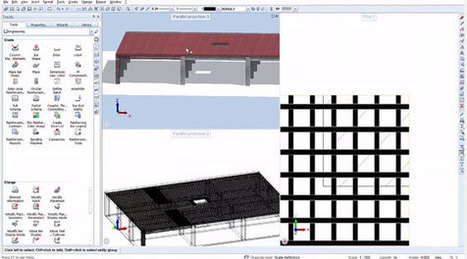 How to use Allplan software for reinforcing various Architectural & Engineering elements | BIM Forum | Scoop.it
