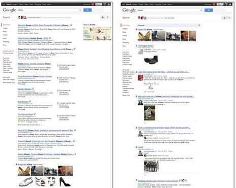 SEO Impact of Google's Search Plus Your World   Practical eCommerce   Curation Revolution   Scoop.it
