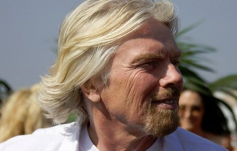 Richard Branson on Not Going It Alone | Business | Scoop.it