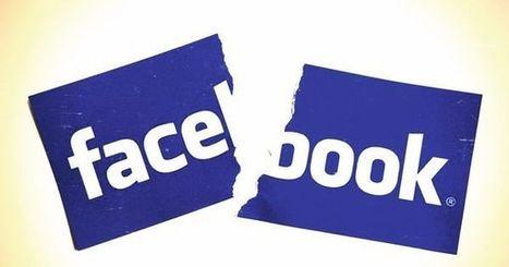Réseaux sociaux : le mariage se complique | netnavig | Scoop.it