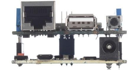 The Arduino Yun Shield | Raspberry Pi | Scoop.it