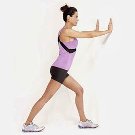 Flexibility exercises: Stretching by muscle groups | Beauty and Health | Scoop.it