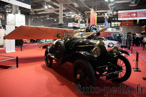 Rétromobile 2013 - Les Photos | autopedia | Scoop.it