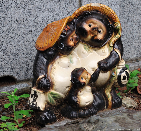 Tanuki | They were here and might return | Scoop.it