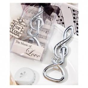 Apribottiglie a forma di nota musicale | Tres Jolie Eventi | Scoop.it