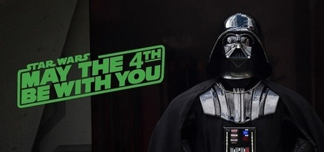 Celebrate Star Wars Day All Over the Land on Saturday | Spread the Nerd! | Scoop.it