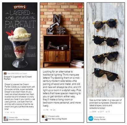 3 Key Learnings from the Pinterest Promoted Pins BETA | Pinterest for Business | Scoop.it