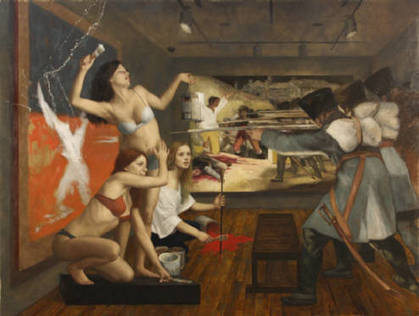 Cesar Santos - The Three Graces | To Art or not to Art? | Scoop.it