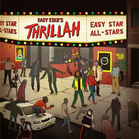 New Record Release - Easy Star's Thrillah | enjoy yourself | Scoop.it