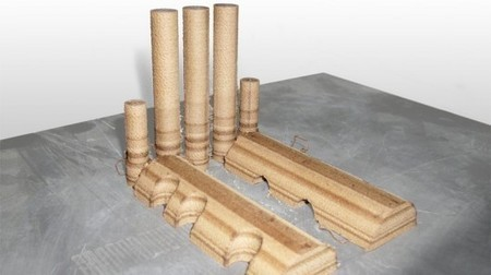 LAYWOO-D3 allows for 3D printing of (sort of) wooden objects - Gizmag | Social Manufacturing | Scoop.it
