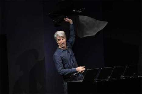 Les nouveaux MacBook Pro n'aiment pas beaucoup l'iPhone   Gadgets, DIY & Co   Scoop.it