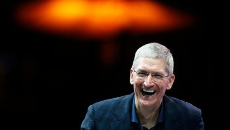 Person of the Year: Tim Cook of Apple - FT.com | Apple | Scoop.it