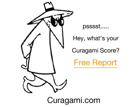 What Content To Create & Why: What's Your Curagami Score? | Startup Revolution | Scoop.it