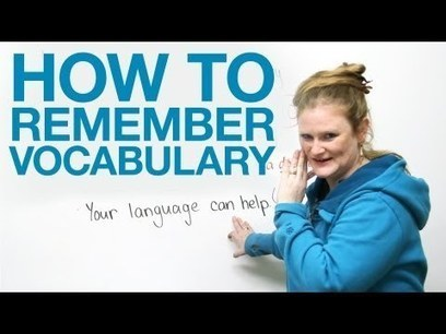 How to Remember Vocabulary | All things ELT | Scoop.it