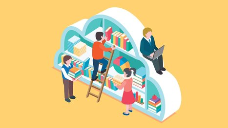 Bringing Design Thinking to the School Library | Library world, new trends, technologies | Scoop.it