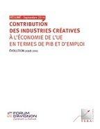 Infographie : il était une fois la filière culturelle et créative | Forum d'Avignon | Culture et créativité | Scoop.it
