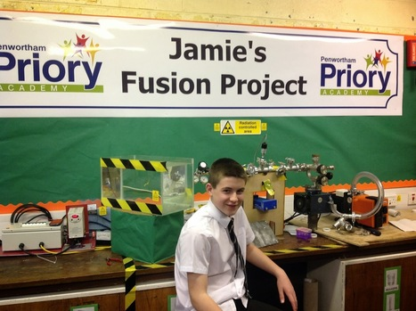 Jamie's Fusion Project | Physics | Scoop.it